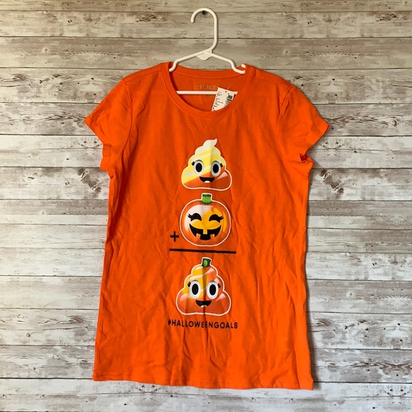 NEW The Children's Place Halloween Top